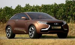 Lada Vesta выйдет на конвейер в сентябре 2015 года