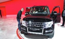 Усовершенствованные модели Mitsubishi Pajero и Outlander PHEV