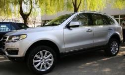 Китайская версия автомобиля Touareg будет стоить 24 тыс. долларов