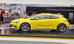 Премьера Opel Astra седан
