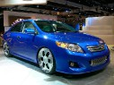 Самой популярной моделью является Toyota Corolla