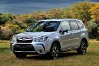 Тест-драйв нового Subaru Forester 2.0. Баланс качеств