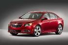 Тест-драйв автомобиля Chevrolet Cruze
